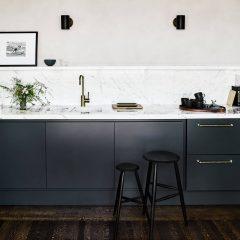 As Cozinhas Pretas São As Novas Cozinhas Brancas?