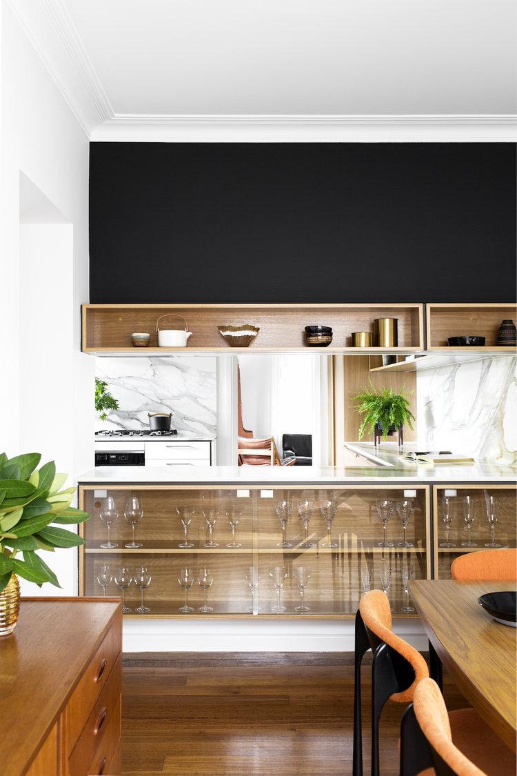 A Cozinha Mid-Century Perfeita