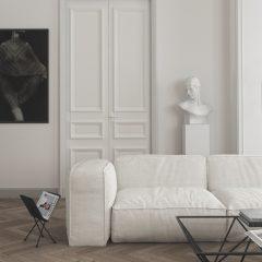 Como Selecionar O Sofá Perfeito Para A Sua Sala De Estar