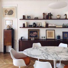 Decoração Para Uma Sala De Jantar De Apartamento