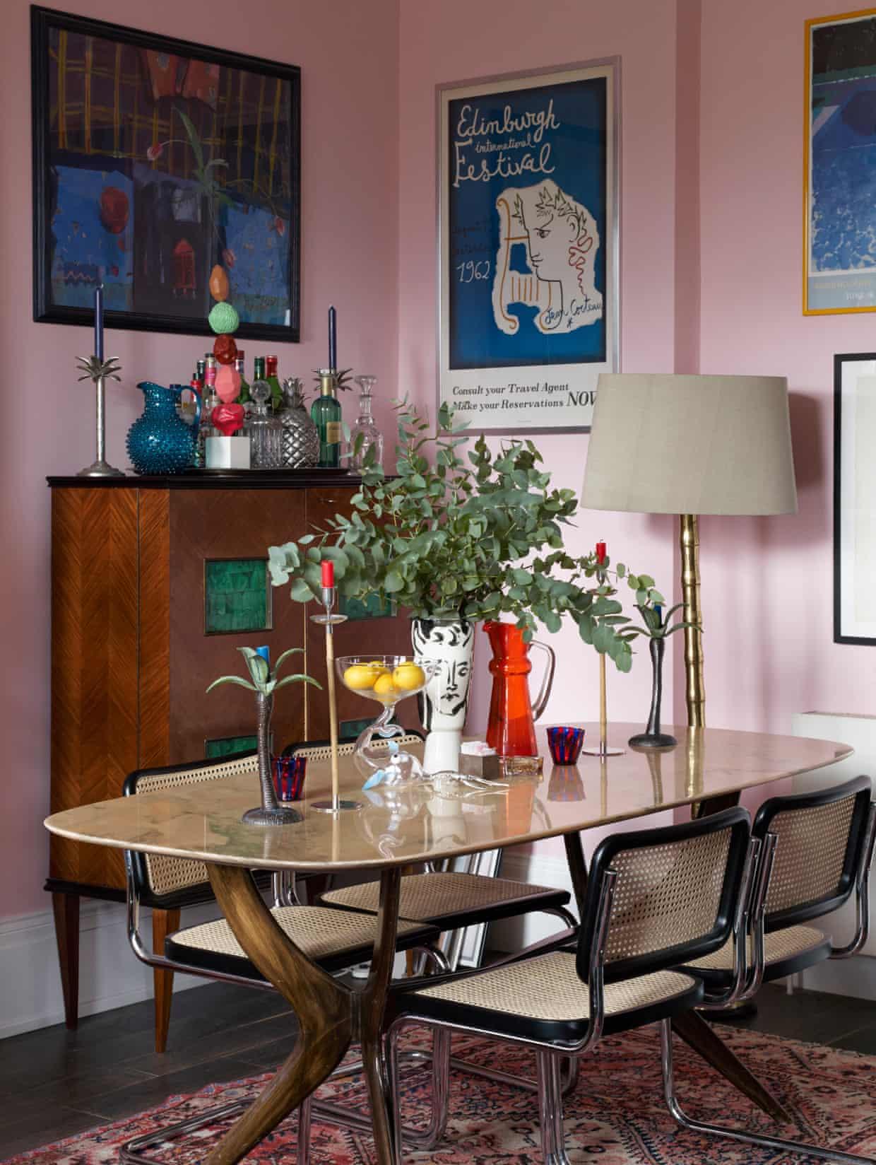 O Segredo Para Criar Uma Sala De Jantar Chique
