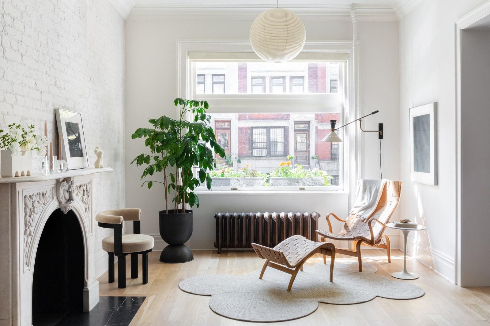 Esta Casa No Brooklyn Recebeu Uma Reforma Revigorante