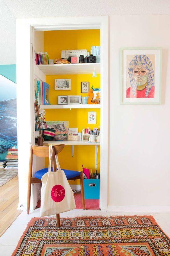 6 Ideias Completamente Novas Para Espaços Pequenos