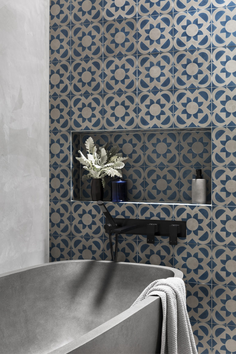 azulejos que se destacam