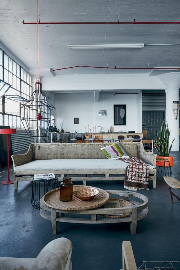 apartamento estilo industrial ny