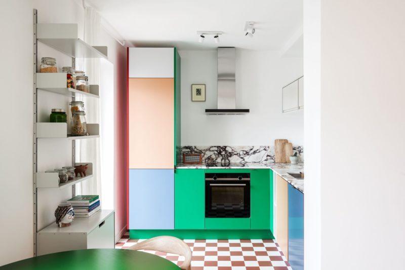 Uma Cozinha em Berlin