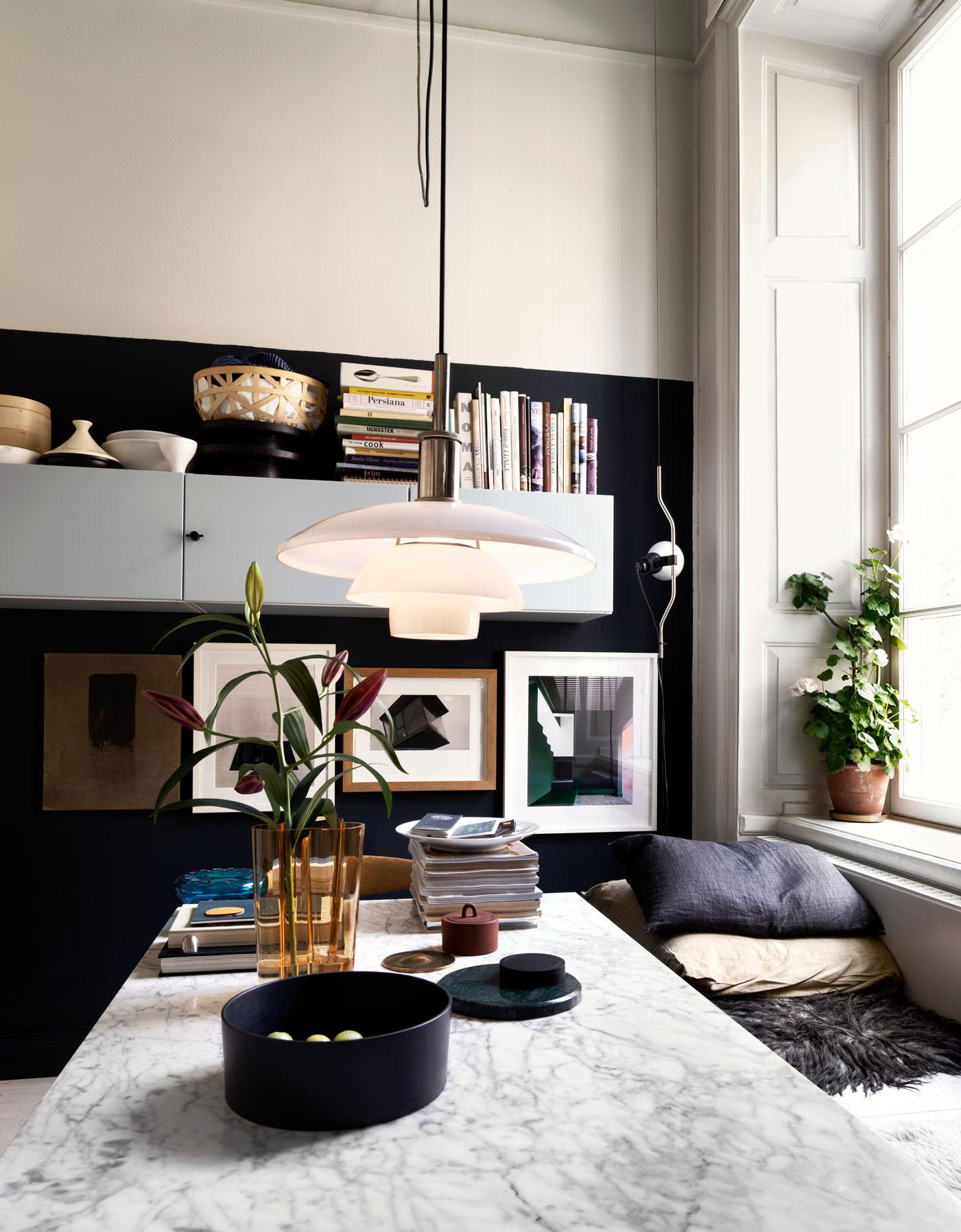 Um Apartamento Sueco Cheio de Contraste | Original Home